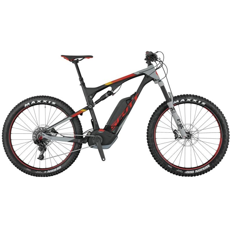 Alle Infos zum E-Scale 720 Plus Bike 2017 von Scott